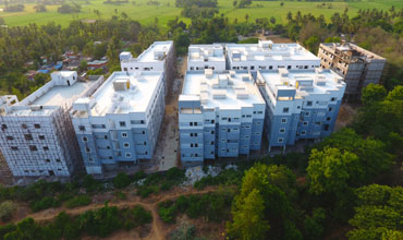 Srivathsam Retirement Community Homes in Kumbakonam Near Govindhapuram